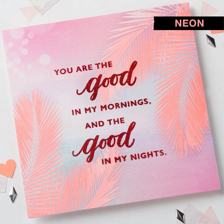 Romantic Good Valentine's Day Card