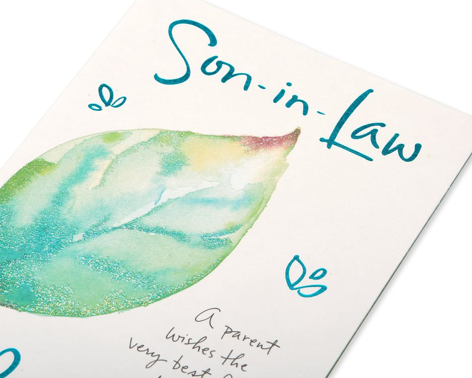 Father's Day Card for Son-in-Law