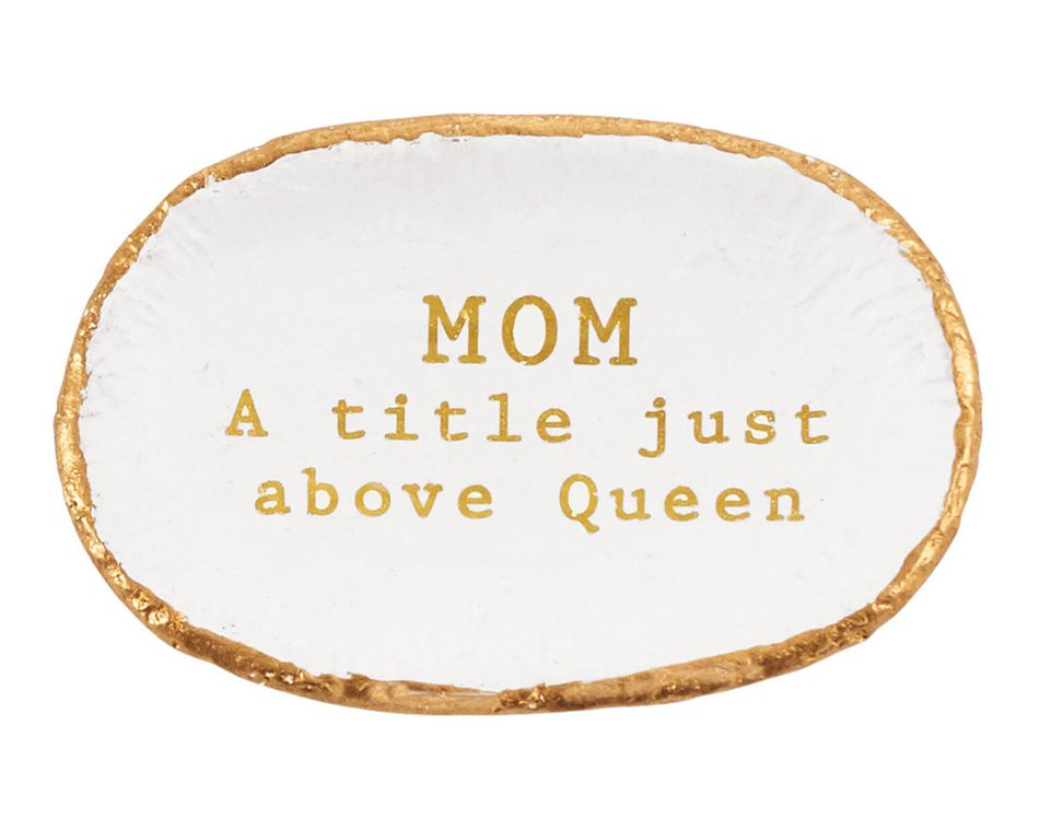 Mud Pie Title Above Mom Dish