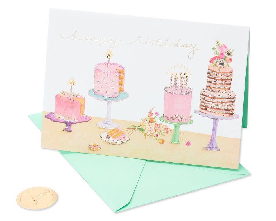 Amazing Moments Birthday Greeting Card