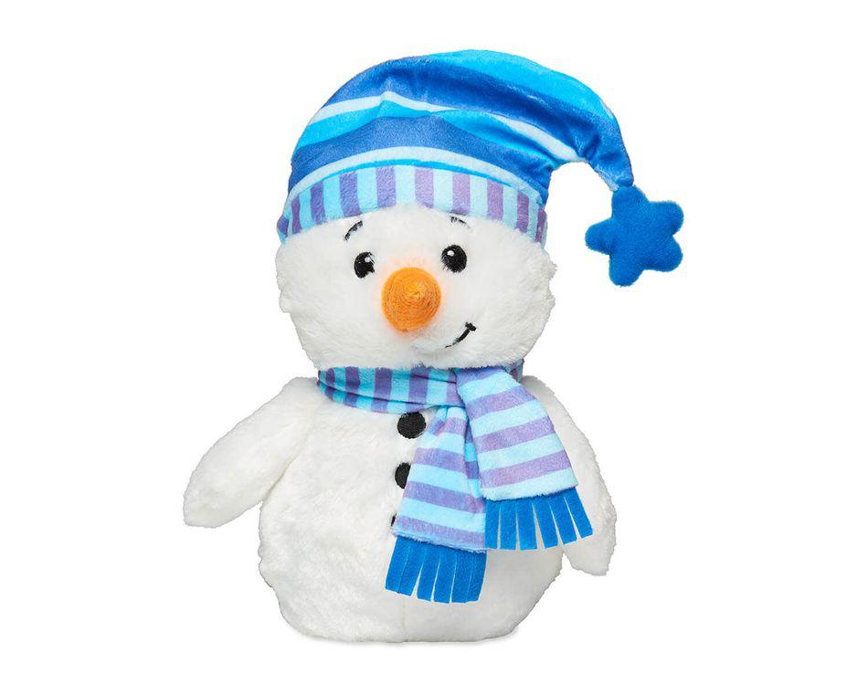 Christmas Plush Snowman