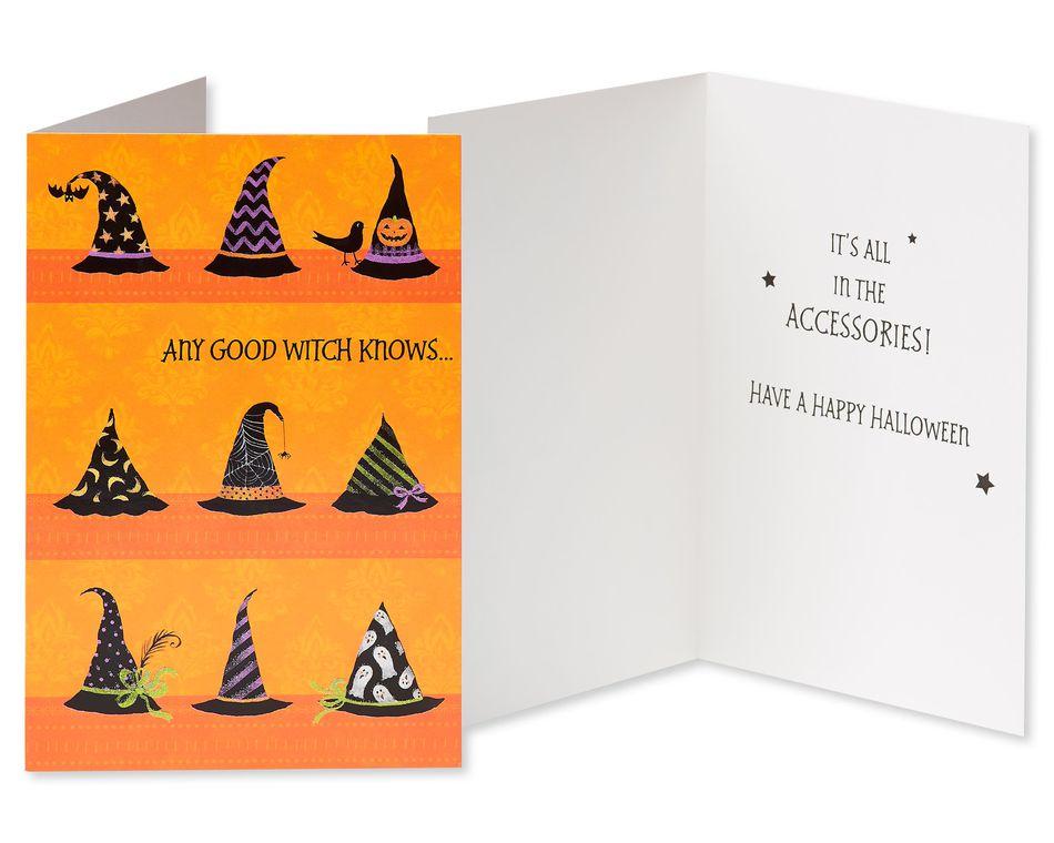 Halloween Greeting Card Bundle, 4-Pack