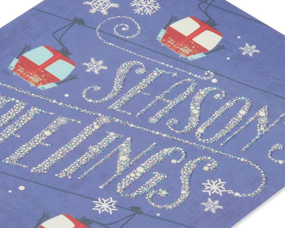 Magic and Wonder Season's Greetings Card, 10-Count