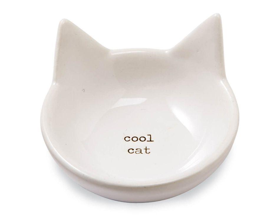 Mud Pie Cool Cat Trinket Dish