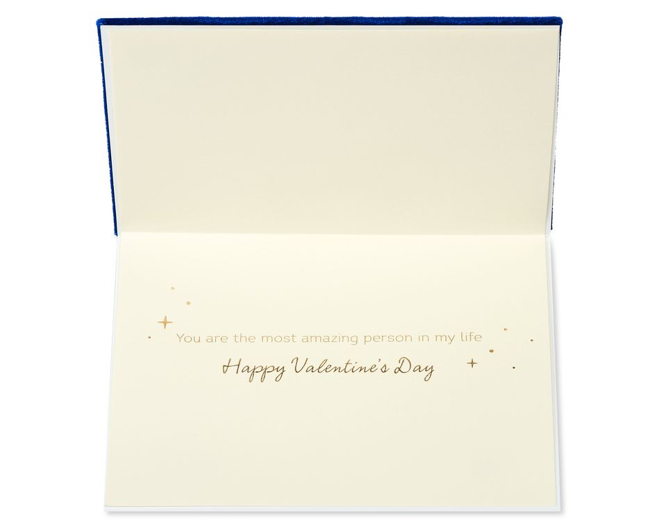 Stars Valentine's Day Greeting Card