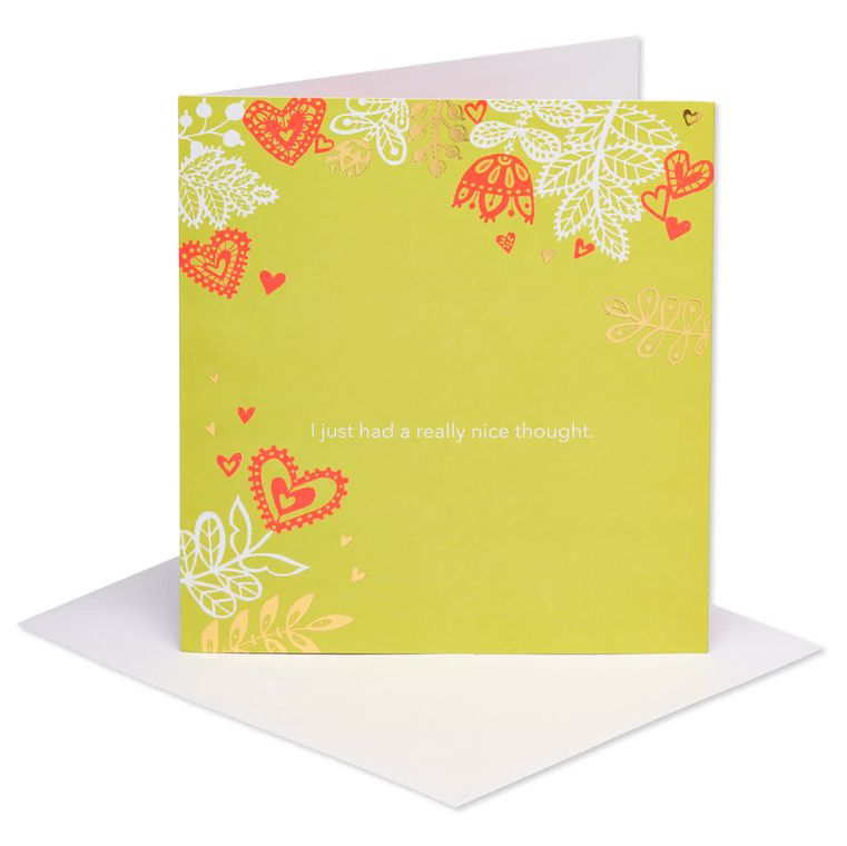 Bouquet Pop-Up Birthday Card