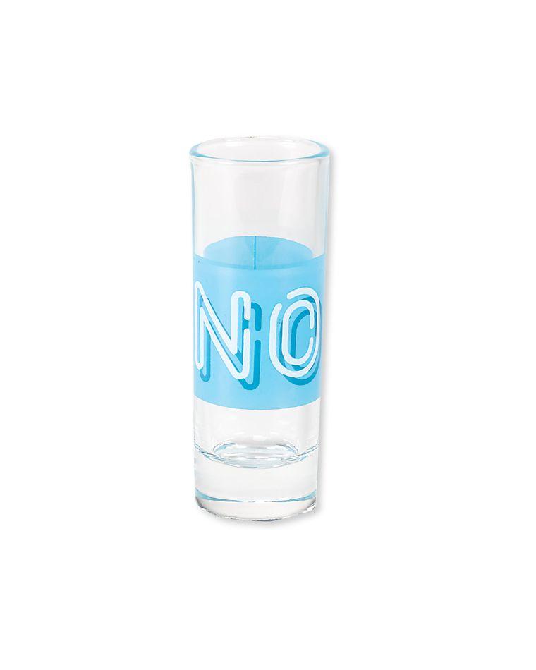 oh & no shot glasses (set of 2)