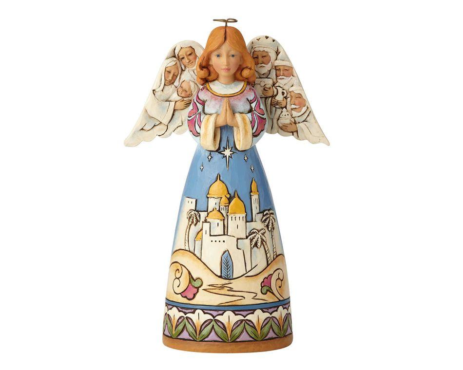 Jim Shore Nativity Angel Figurine
