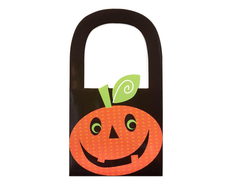 Mini Pumpkin Halloween Gift Bag