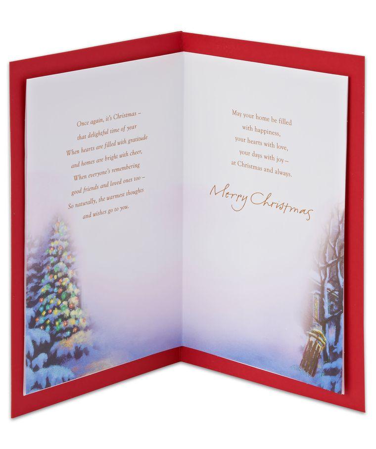 Your Home Christmas Card