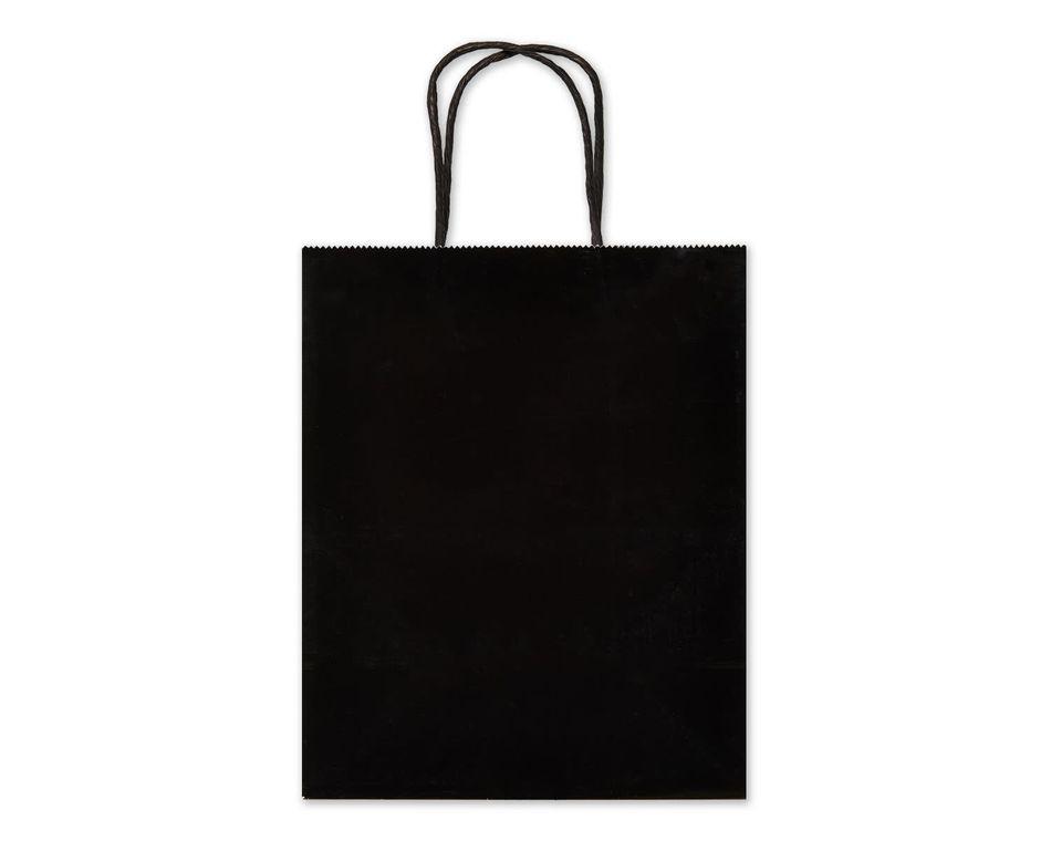 Small Black Gift Bag