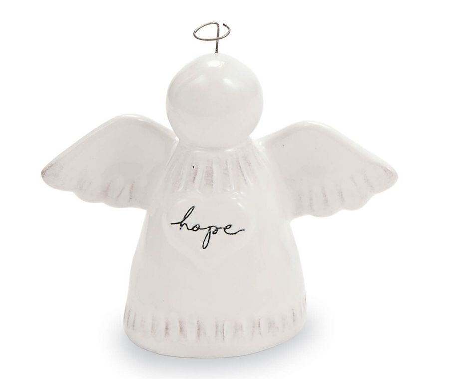 Mud Pie Hope Pocket Angel