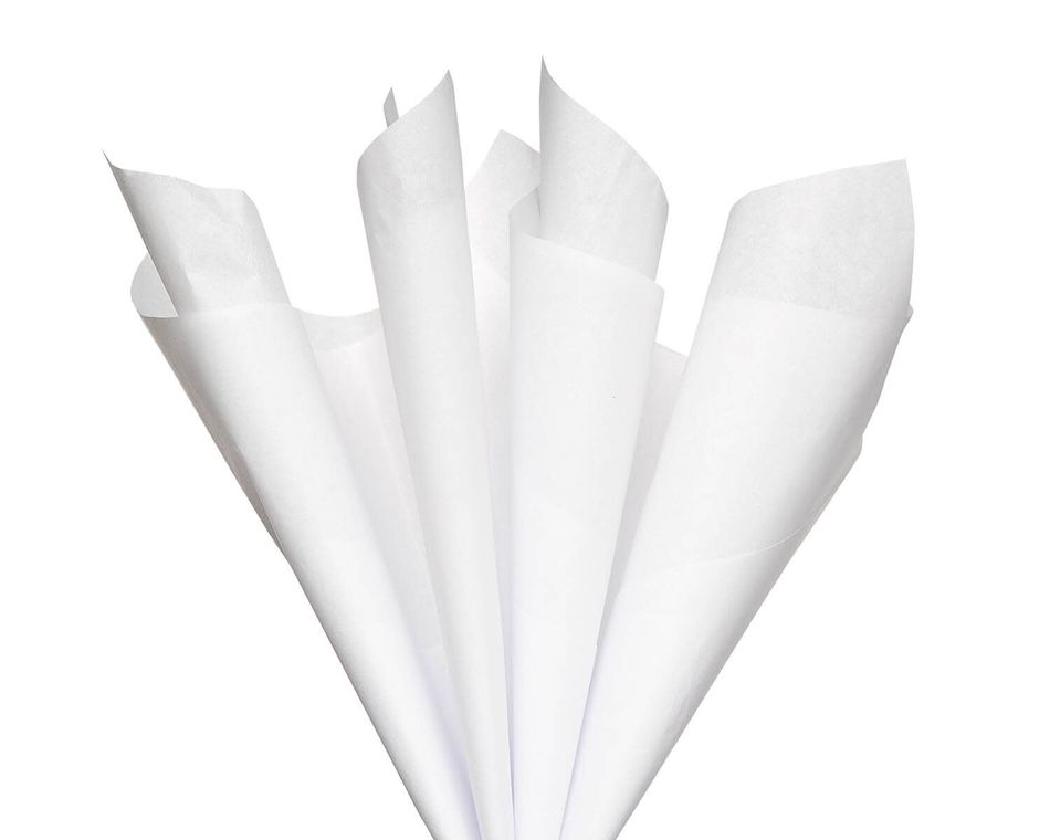 White Tissue Paper, 125-Sheets