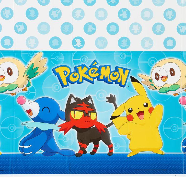 Pokémon Plastic Table Cover