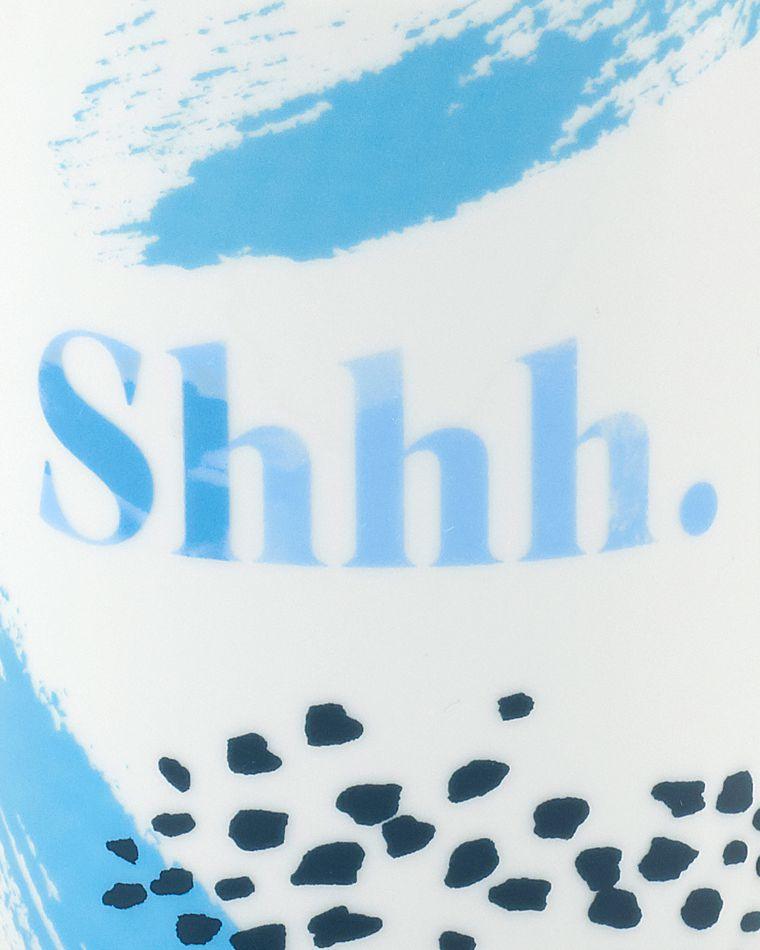 shhh coffee mug