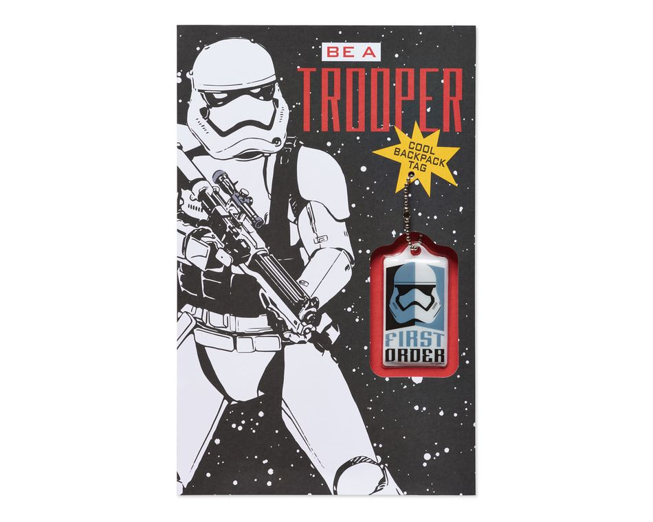 Star Wars Trooper Valentine's Day Card