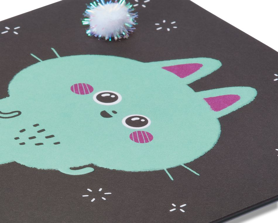Marshmallow Dreams Birthday Card