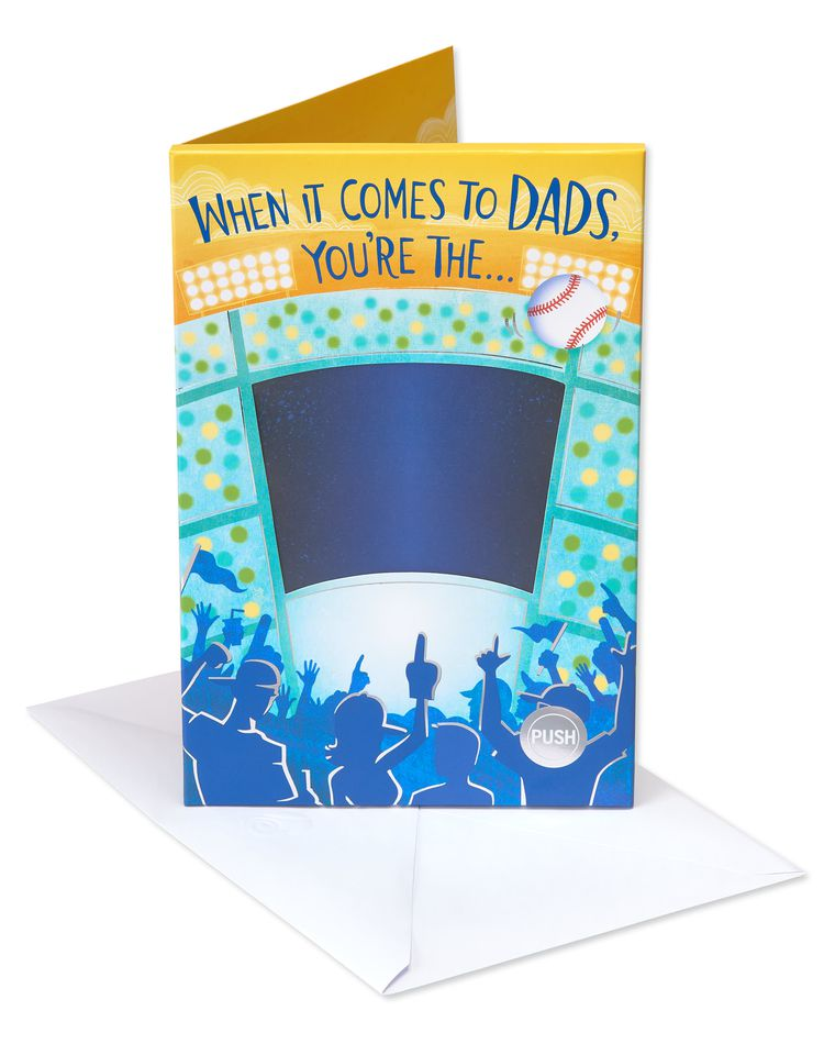 World Champion Father's Day Card
