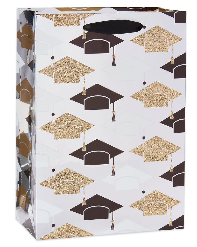 Small Graduation Caps Gift Bag