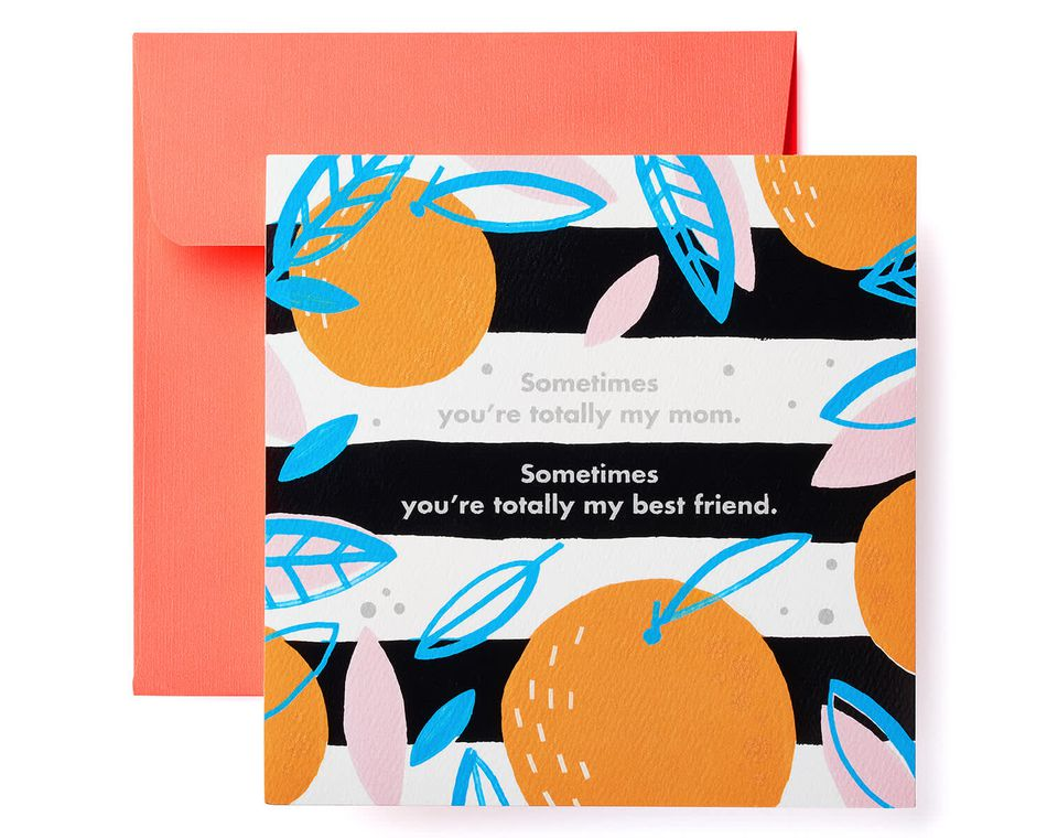 Best Friend Mother's Day Card