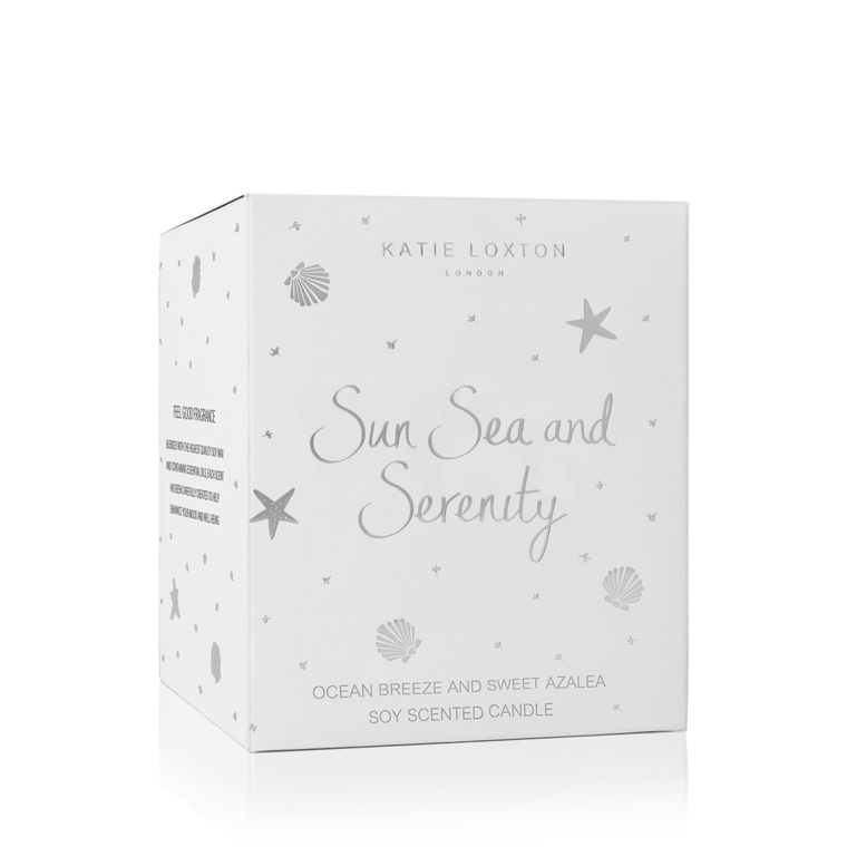 Katie Loxton Sun Sea & Serenity Candle