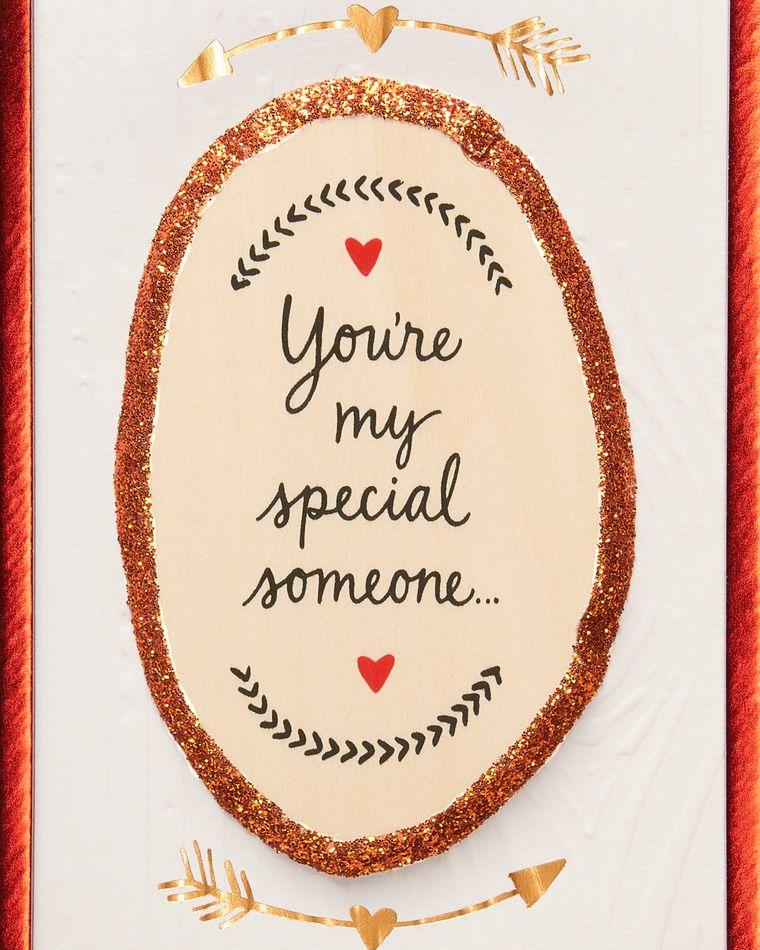My Special Someone Valentine's Day Card