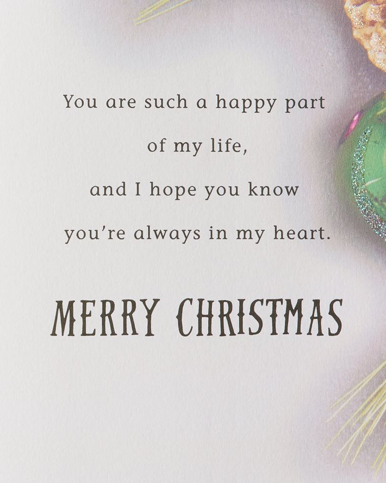 True Meaning Christmas Card