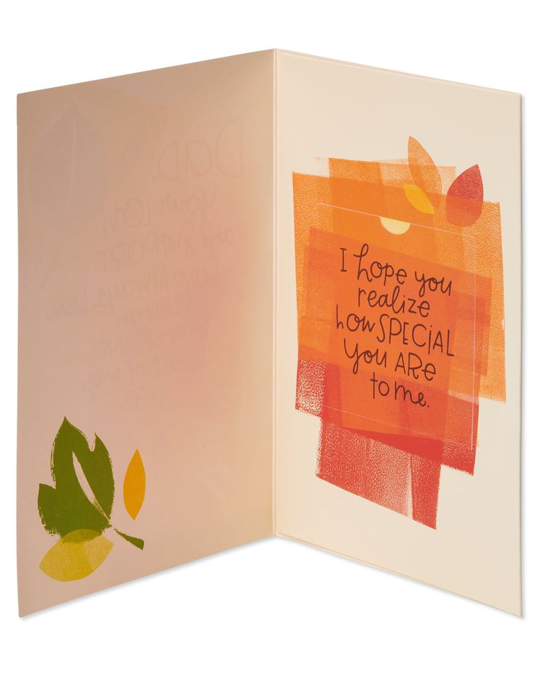 Love and Support Father's Day Card