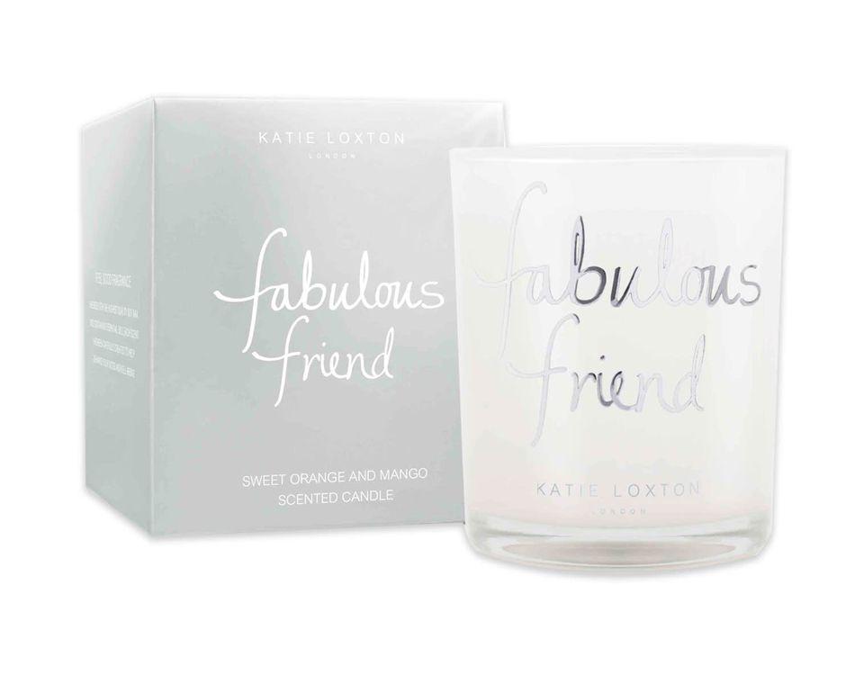 Katie Loxton Fabulous Friend Candle