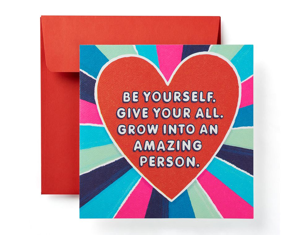 Amazing Person Valentine's Day Card