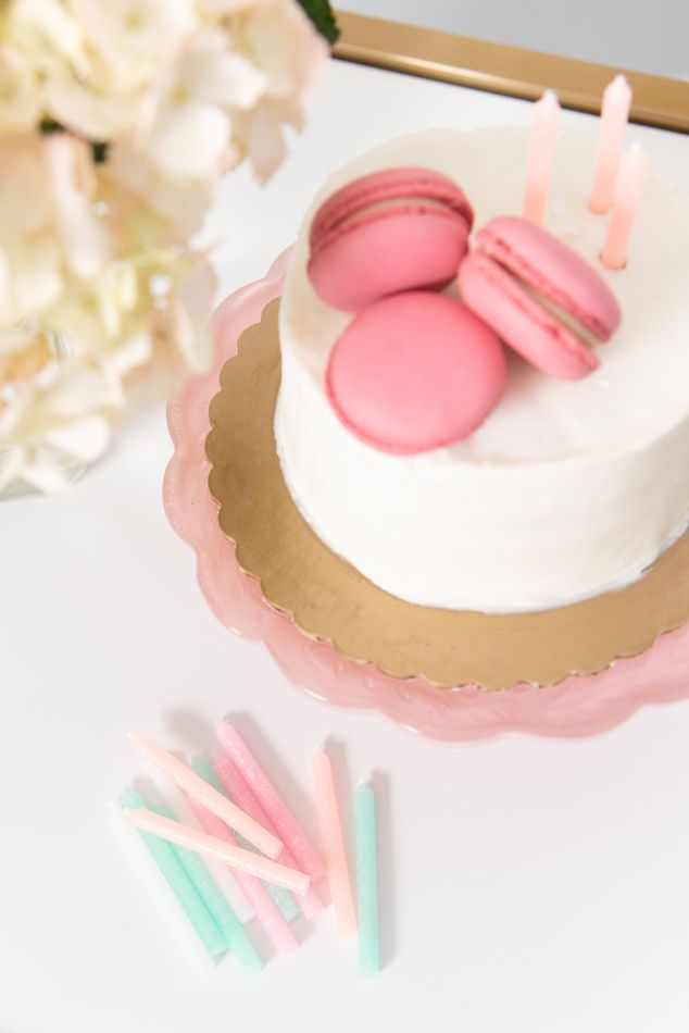 Pastel Birthday Candles, 24-Count