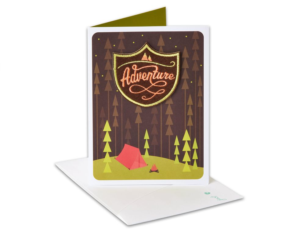 Adventure Birthday Card