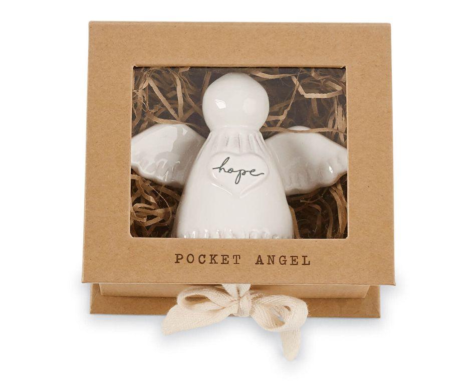 Mud Pie Hope Pocket Angel