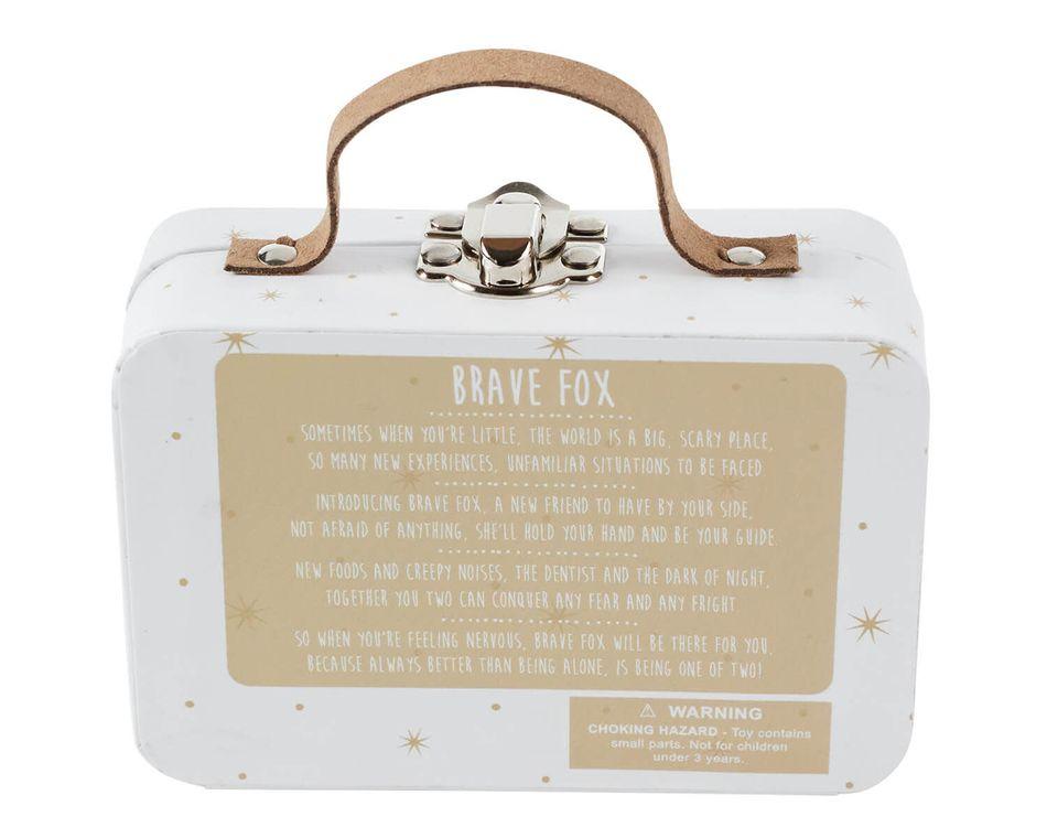 Mud Pie Brave Fox Girl