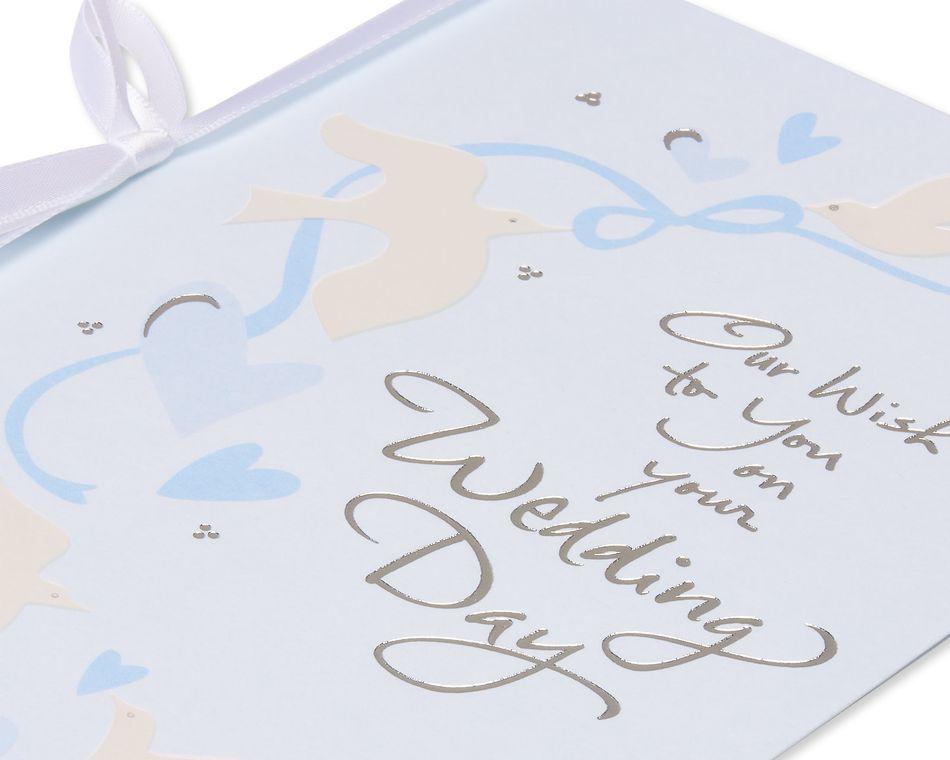 Our Wish Wedding Card