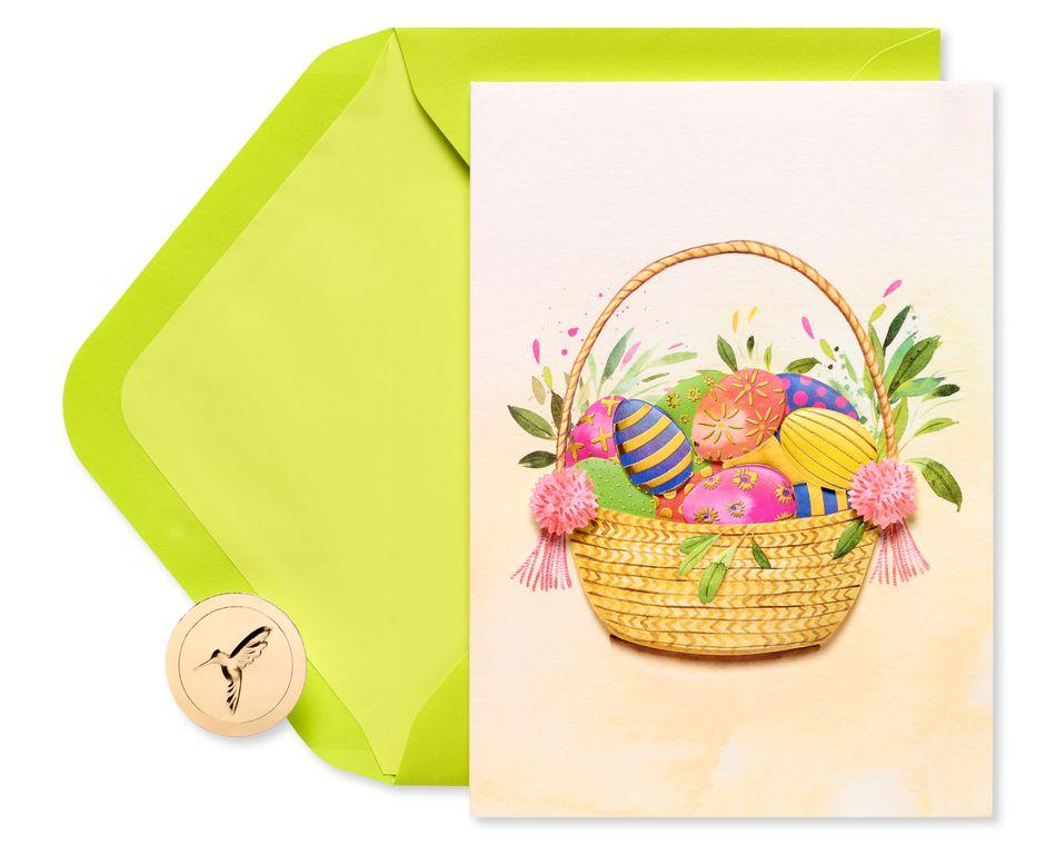 Easter Joy Easter Greeting Card