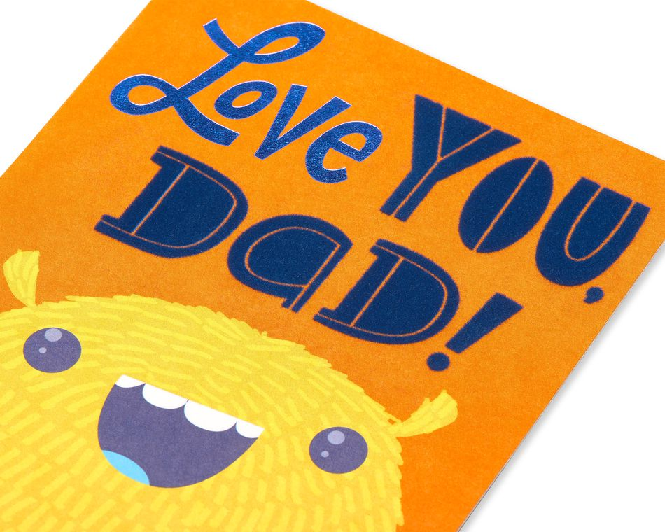 I'd Say More Father's Day Card