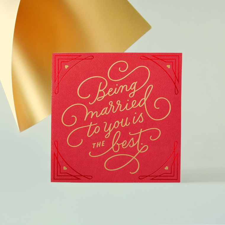 Forever Valentine's Day Card for Spouse