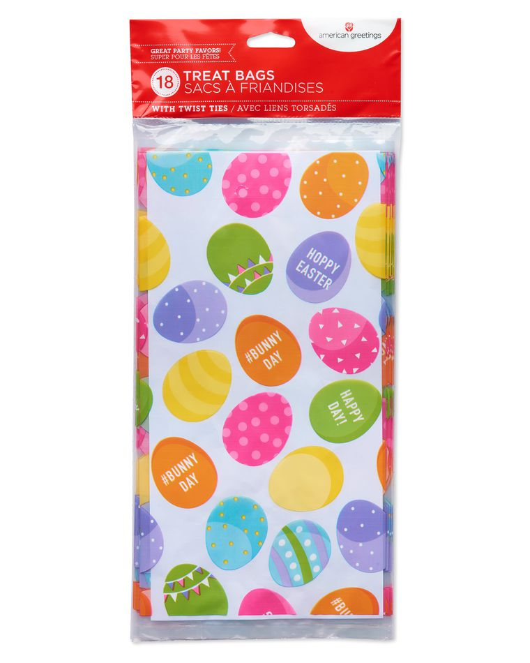Easter Treat Bags, 18-Count