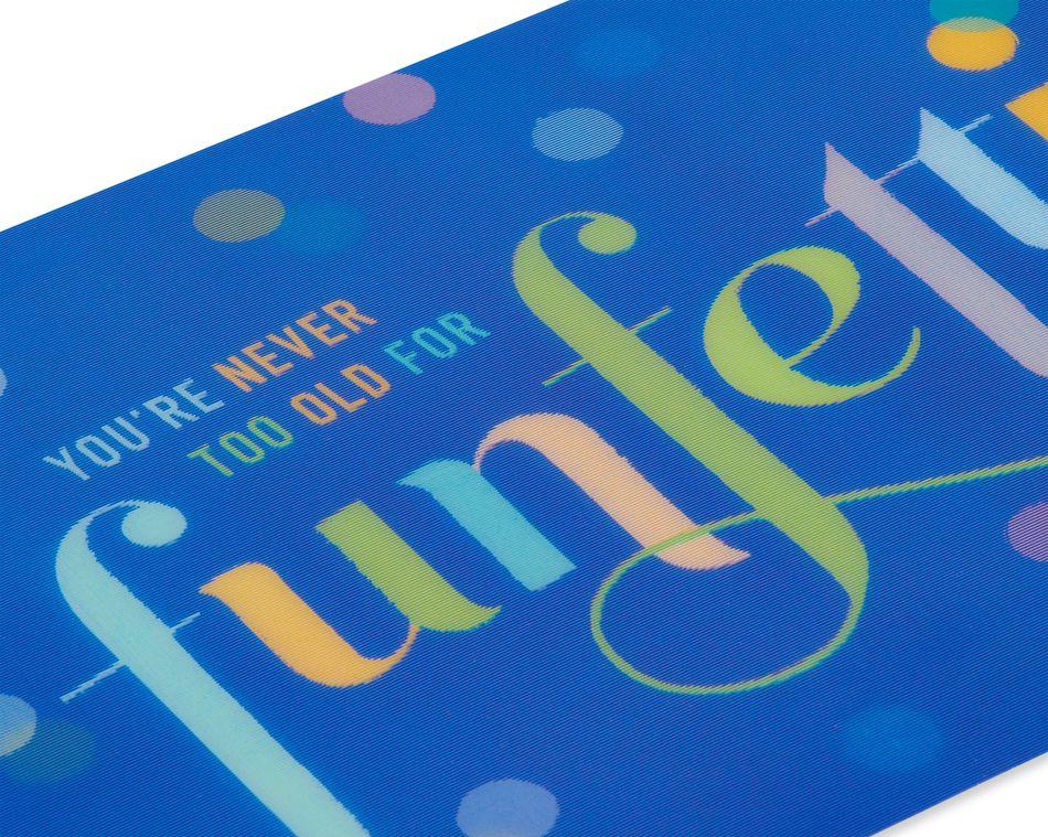 Funfetti Happy Birthday Greeting Card