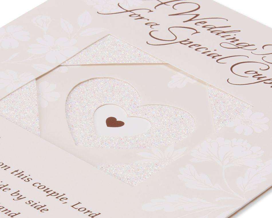 Special Couple Wedding Card