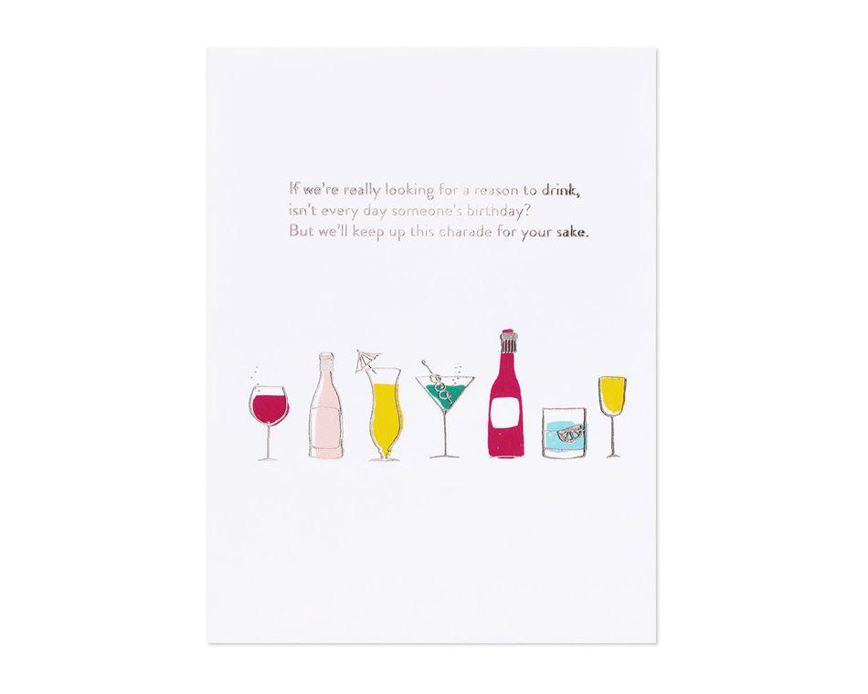 Someone's Birthday Card