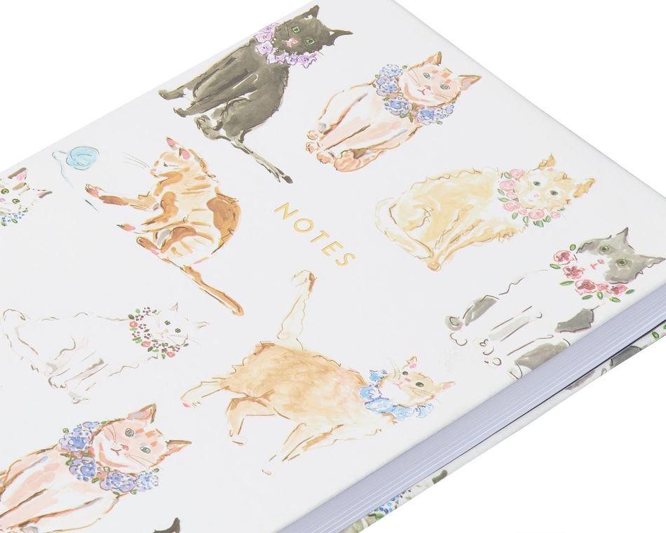 Eccolo Cat Journal