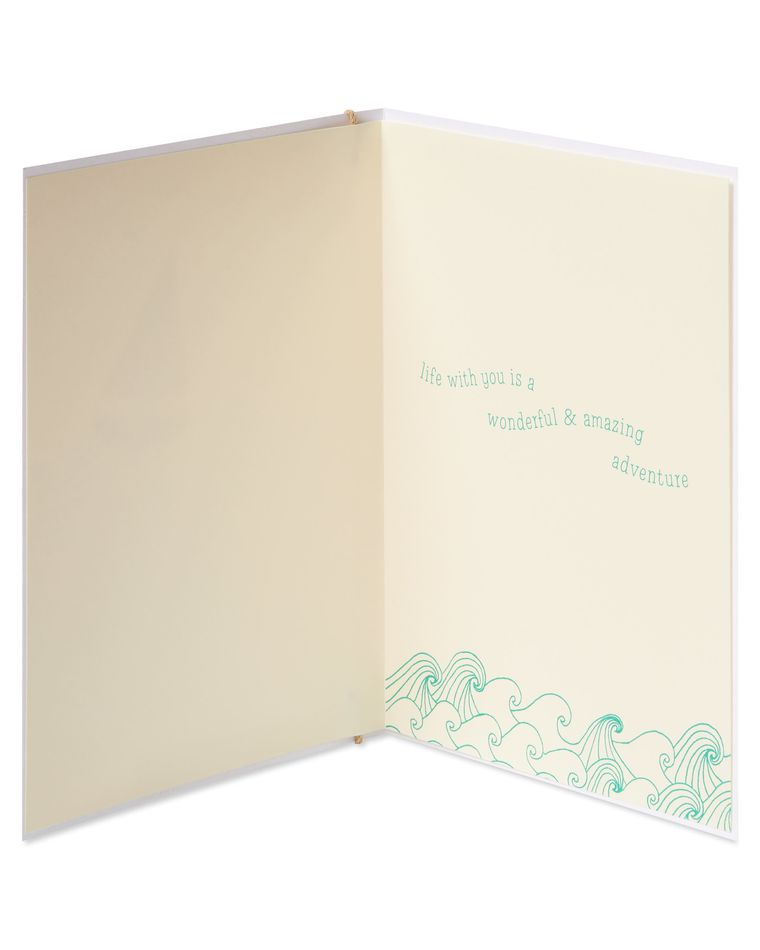 Wind in My Sails Romantic Greeting Card