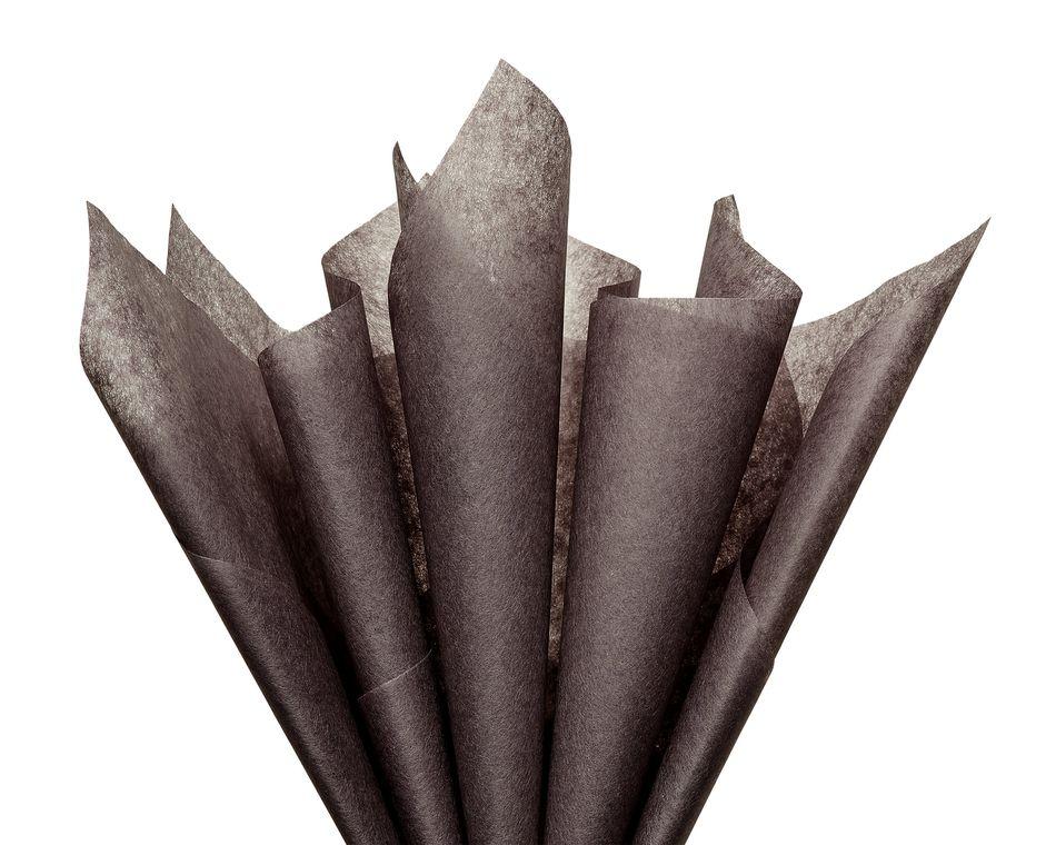 White, Purple, Aqua, Silver Tissue Paper, 8-Sheets
