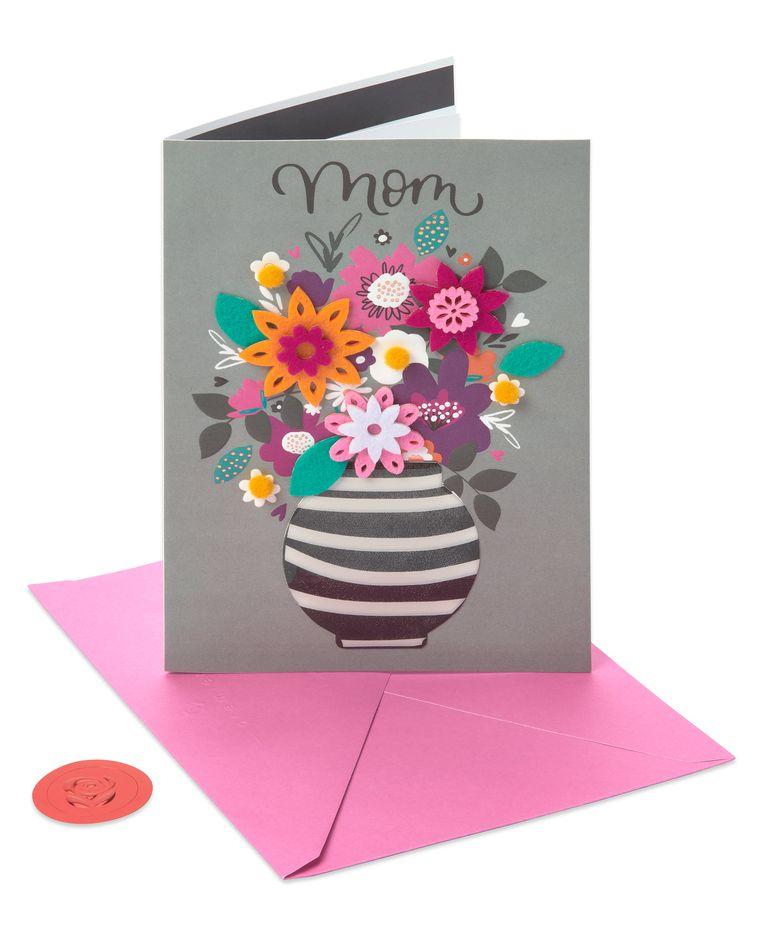 Premier Appreciation Mother's Day Card