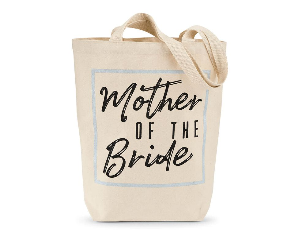 Mud Pie Mother of the Bride Tote Bag