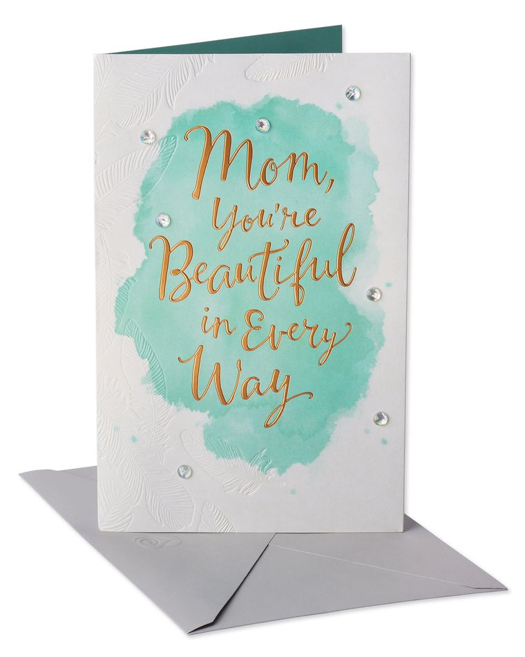 Real Love Mother's Day Card