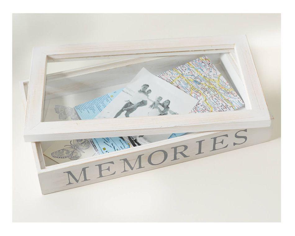 Mud Pie Memory Shadow Box
