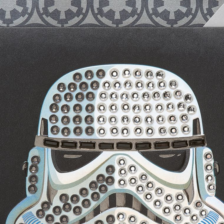 Storm Troopers Blank Star Wars Greeting Card